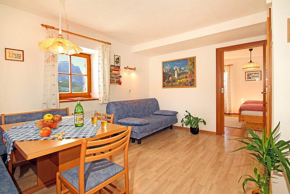 La vostra accogliente casa vacanza al maso Dosserhof
